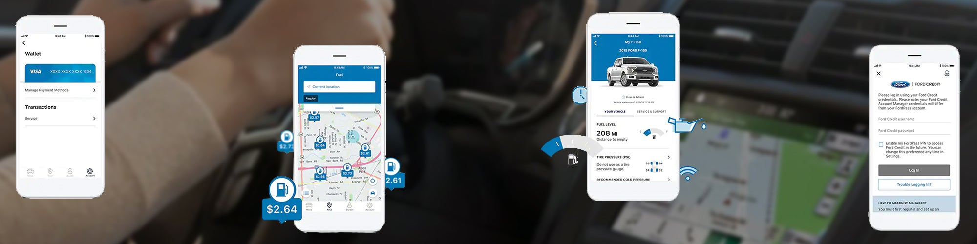 Explore The FordPass™ App | McCandless Ford Meadville
